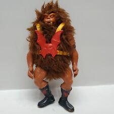 VINTAGE 80s GRIZZLOR He-Man Masters of the Universe MOTU Mattel Action Figure