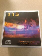 ULTIMIX 115 CD usher green day nine inch nails Backstreet  Rupaul Toni Braxton