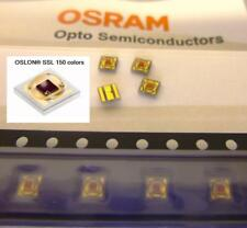 30 Stück / 30 pieces OSRAM OSLON SSL150 COLOR LED AMBER >1W LA CPDP 3030