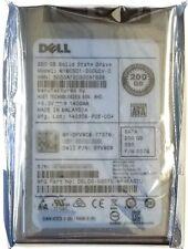 "Dell HGST 200GB 1.8"" uSATA PowerEdge SSD DEL00-02070-MP4RACTU M16CSD1-200UCV-D"