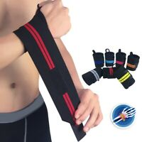 Wrist Support Carpal Tunnel Guard Band Brace Sprain Arthritis Splint Strap Sport