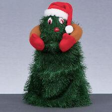 30cm Musical Dancing Christmas Tree - Plays Jingle Bell Rock