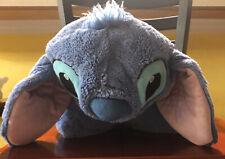 "Disney Parks Disneyland Stitch Pet Pillow Plush Authentic Original 20"" Large"