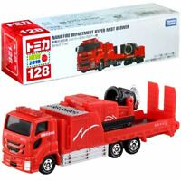 Takara Tomy Tomica #128 NAHA Fire Department Hyper Mist Blower Diecast Toy Car