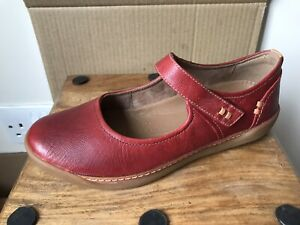 Ladies CLARKS 'Un Haven Strap' Casual Mary Jane Shoes - Size 3.5 D - New (Other)