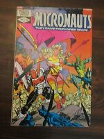 Micronauts #44 (Aug 1982, Marvel)