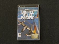 PSP UMD GIOCO AEREI GUERRA WWII BATTLE OVER THE PACIFIC - GAMES PAL ITA