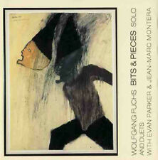 WOLFGANG FUCHS - BITS AND PIECES CD (FMP, Free jazz, evan parker, montera)