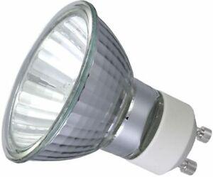 35Watt GU10 Halogen 240Volt Dimmable Spotlight Reflector Lamp Bulb