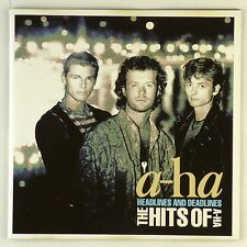 CD - a-ha - Headlines And Deadlines - The Hits Of A-ha - A4032