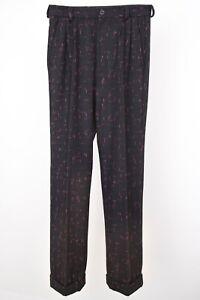 """Men's vintage 1940/50 Rockabilly/ Jive / Swing style/ pleated  trousers.30"""""""