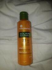 Crema Solare Yves Rocher protezione 30