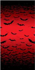 Halloween Decorazione Parete Frightful Denti Canini Vampires Pipistrelli Gigante