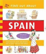 Find Out About Spain: Learn Spanish Words and Phrases and About Life-ExLibrary