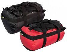 Highlander Lomond Tough PVC Duffle Drybag 65 Litre Sailing RED