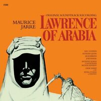 Jarre- Maurice	Lawrence Of Arabia (New Vinyl)