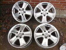 """(4) Miglia 1000 16"""" SYNTHESIS Alloy Wheels  16 X 7 1/2"""" 1997 BMW 5, GTO Series?"""