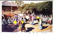 Japan Shinto Religious Dance @ 1910-15