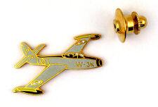 Pin���s pin badge ♦ LUXE AVION MILITAIRE  F84 THUNDERJET PATROUILLE DE FRANCE