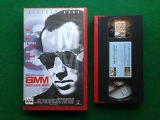 Film VHS - 8MM DELITTO A LUCI ROSSE di Joel Schumacher , Cover Rigida (1998)