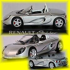Renault Sport Spider 1995-99 silber silver metallic 1:43 Norev