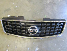 NEW OEM 2008-2009 NISSAN SENTRA FRONT GRILLE - NON SPORT PACKAGE - WITH EMBLEM
