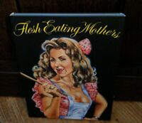 Flesh Eating Mothers Blu-Ray/DVD Vinegar Syndrome w/Limited Slipcover Like New!