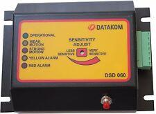 DATAKOM DSD-060 Earthquake Shutdown Unit with seismic activity sensor _