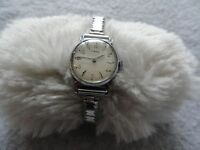 Vintage Wind Up Timex Water Resistant Ladies Watch
