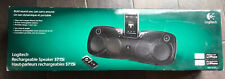 New Logitech S715i Portable Dock Stereo Speaker for 30-pin iPod/iPhone GREAT!