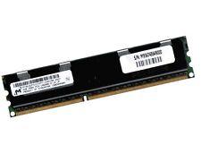 Micron 4GB 2Rx4 DIMM DDR3 1333 MHz PC3-10600R CL9 ECC Registered RDIMM RAM REG