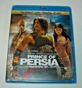Prince of Persia: Las arenas del tiempo Blu-ray + DVD edición española nuevo