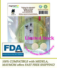 EbayPromo Item*!! Retail Pack of 2 Tubing for MEDELA Pump In Style ( 8007212 )