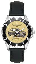 KIESENBERG Uhr - Geschenke für FIAT 500X seit 2018 Fan L-4284