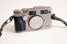 Contax G2 35mm AF Rangefinder Film Camera Body A+++