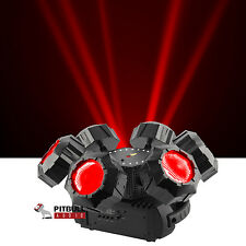 Chauvet Dj Helicopter Q6 Rotating Multi-Effects Rgbw Laser Strobe Light Fixture