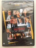 Fauteuils d'orchestre DVD NEUF SOUS BLISTER Albert Dupontel - Claude Brasseur