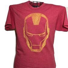 Ironman Avengers Shirt Mens Medium Marvel Movie Logo Graphic
