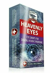 Ethos Eye Drops for Computer and Digital Vision Protection and Improvement
