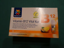 MULTINORM Vitamin B12 Vital Kur Mango-Maracuja, Vegan