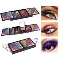 177 Color Eyeshadow Glitter Matte Palette Blush Lip Make up Cosmetic Kit New.