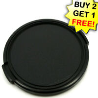 72mm snap on Front Lens Cap protector Cover for camera  Canon Nikon Sony -e157
