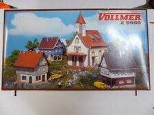 Vollmer 9555 Dorfbausatz mit Kirche Spur Z