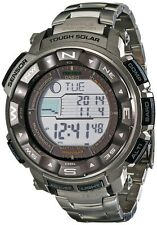 Casio Men's PRW2500T-7 Pathfinder Triple Sensor Tough Solar Digital Watch