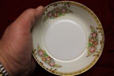 MADE IN JAPAN HAND PAINTED 6'' CEREAL-CANDY DISH-CHERRY BOWL, NICE PIECE