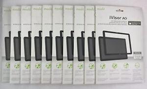 Lot Of 10 Moshi iVisor Anti-Glare Matte Screen Protector for LG G Pad X 10.1 T1