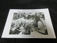 Gerry Deiter Give Peace A Chance Bed-in Japan Book John Lennn Exhibition Beatles