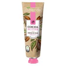 Bielenda Nourishing Hand Cream Cocoa Butter Silky Nourishing Vegan Natural 50 ml