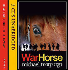 War Horse, Morpurgo, Michael, New, Audio CD