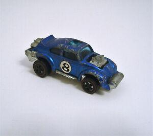 Evil Weevil Hot Wheels Spoilers Blue 1971 Redline